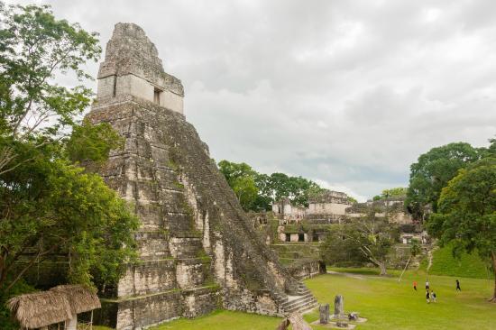 Pacz Tours Tikal