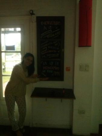 Uy! Punta Hostel: Ensinamentos