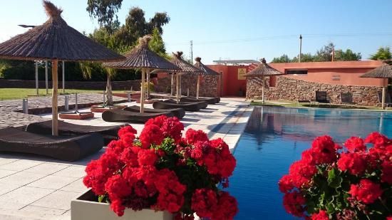 Del Bono Park Hotel Spa & Casino: la piscina