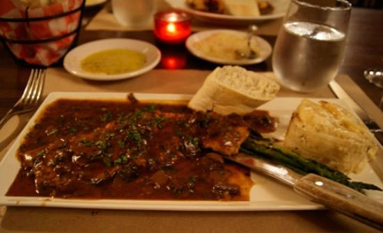 Marco Trattoria : Veal Marsala was spectacular!