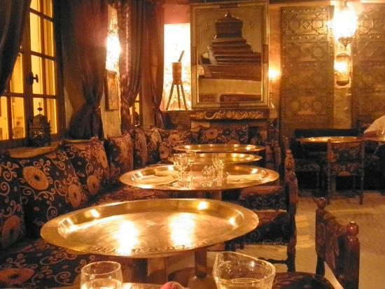 Le Sirocco: salle