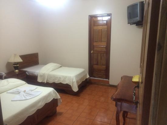 Hotel Talamanca Pococi : Room