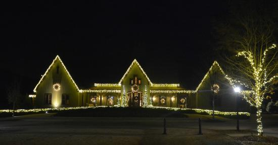 Woodlands Grill: Woodland Grill @ Christmas