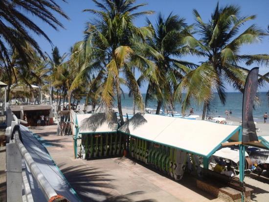 Hotel Windsurf Paradise: desde el deck
