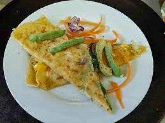 Lima Organica: Vegetarian option