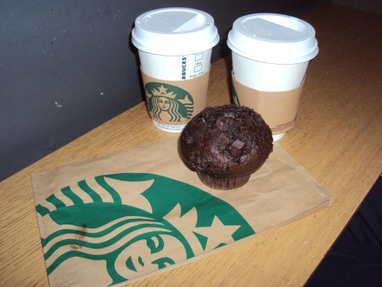 Starbucks: café da manhã