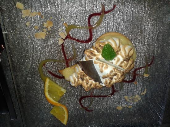 Restaurant La Face Ouest: dessert