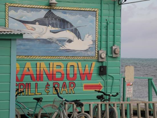 Rainbow Hotel : Rainbow Grill and Bar