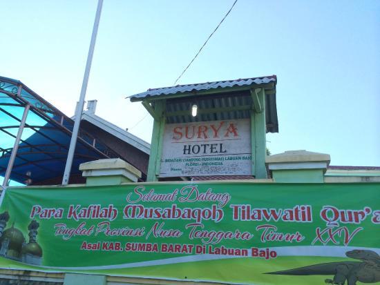 Surya Hotel: Hotel Surya