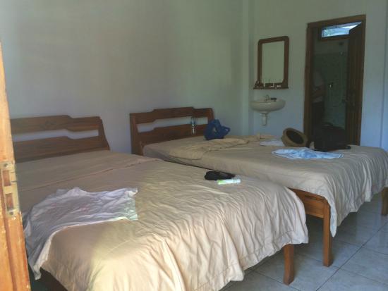 Surya Hotel: The room