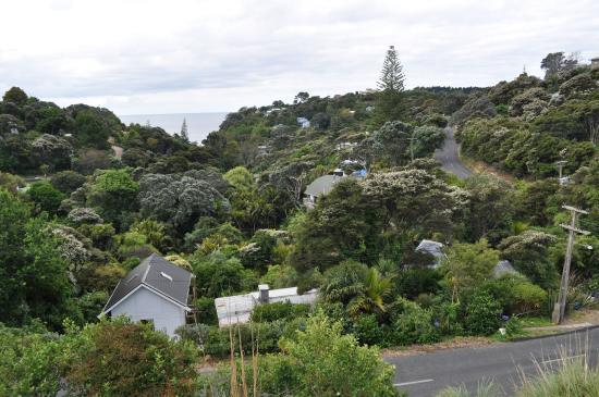 Waiheke Island Resort : View from the balcony