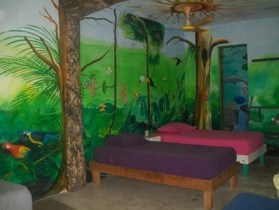 El Jardin de Frida: habitación