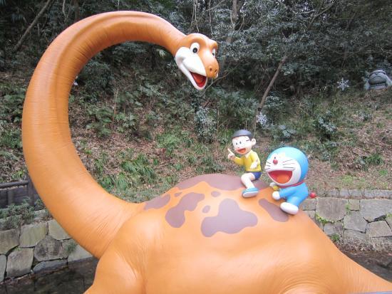 Kawasaki, Japan: Doraemon+Nobita