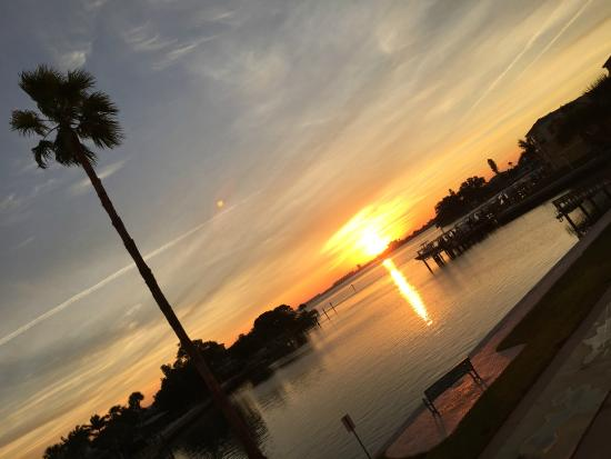 Sunrise Resorts: Sunrise view from 203