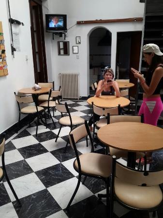 B&B Tango & Bandoneon: Zona para el Desayuno