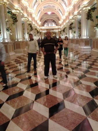 Dimensional Floor Picture Of The Venetian Macao Resort Hotel - 3 dimensional floors