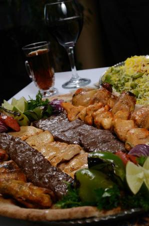 Pars Cuisine: BEST OF THE CITY WINNER FOR 2014