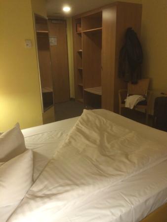 InterCityHotel Duesseldorf: habitacion uso individual