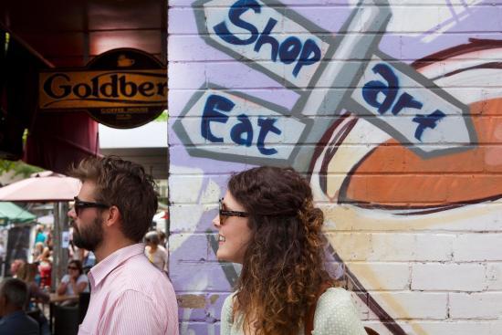 Newcastle, Australia: Darby Street