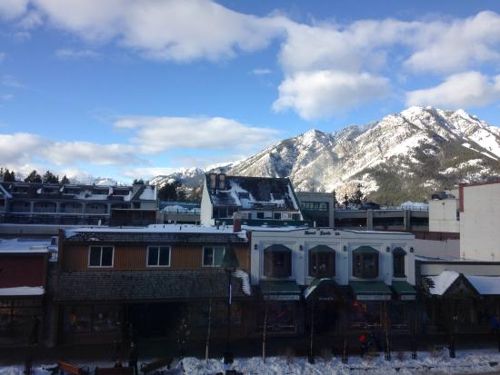 Mount Royal Hotel: Our view