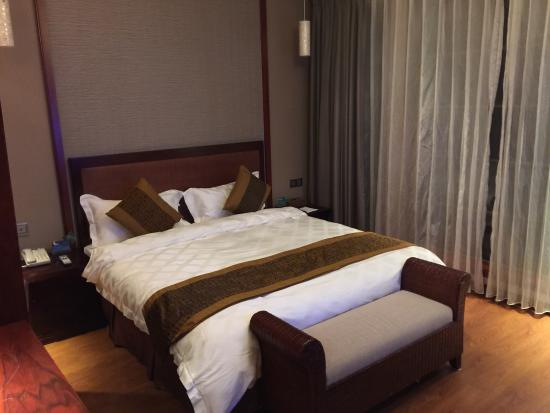 Shengzhou, Chine : 别墅这么大只有一个双人床?