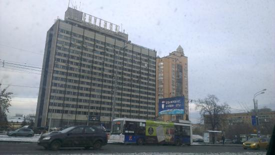 Hotel Sputnik: 01