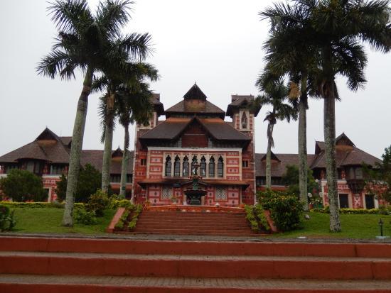 Napier Museum: Museum Building