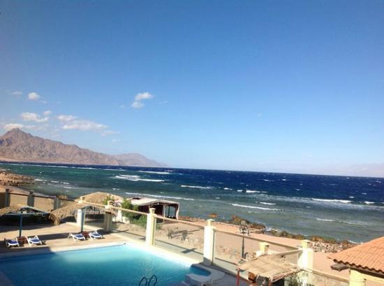 Dahab Hotel: Прекрасный вид...........