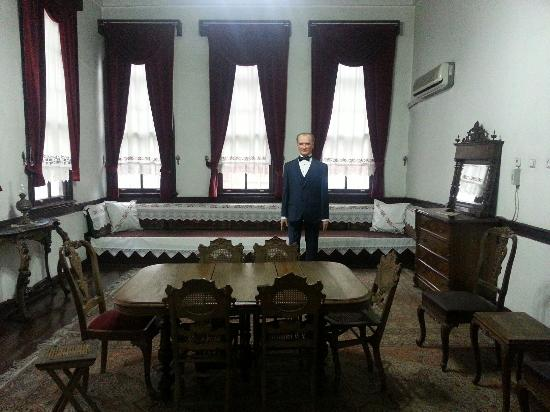 Kayseri, Türkiye: Mustafa Kemal Atatürk Odasındayken
