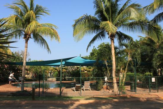 Palm Grove Holiday Resort: Nice pool area.