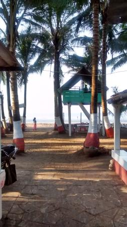 Subhan Beach Resort: View from the resort