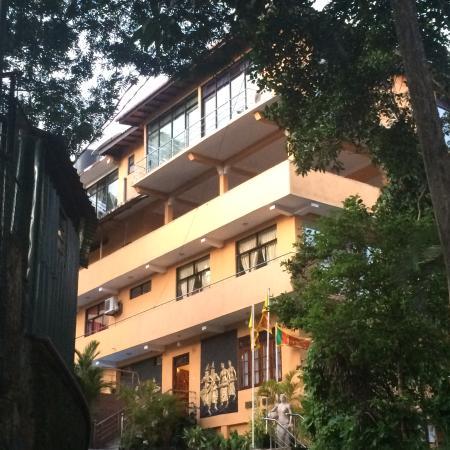 Kandy View Hotel : Hotel Kandy View