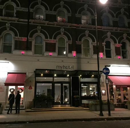 My Bloomsbury: myhotel - Bloomsbury
