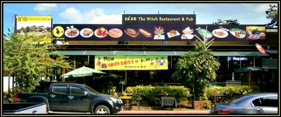 The Witch Restaurant and Pub