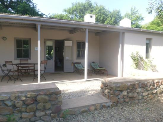La Chataigne Wines and Guest Cottages: Our cottage