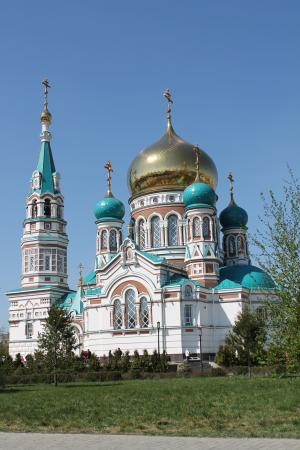 Assumption Cathedral (Uspenskij sobor): Собор в центре