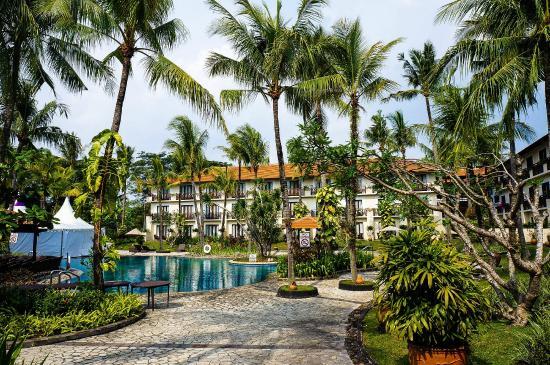 Sheraton Lampung Hotel: Kolam renang
