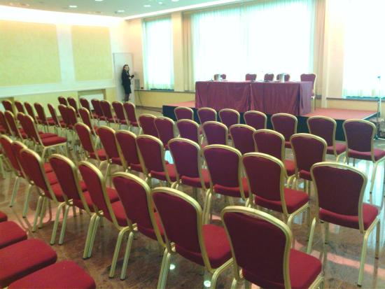Hotel Europa Novara: sala congressi