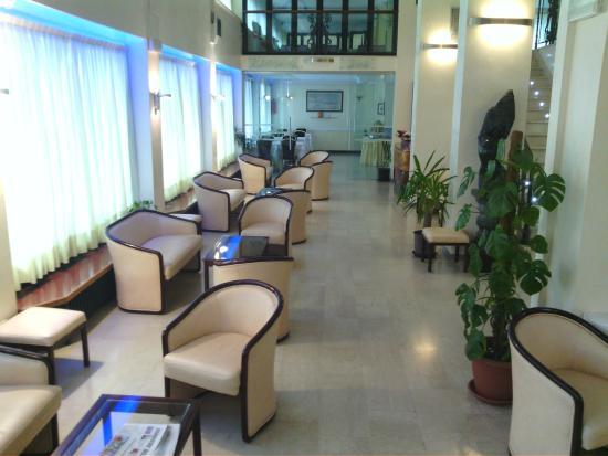 Hotel Europa Novara: hall