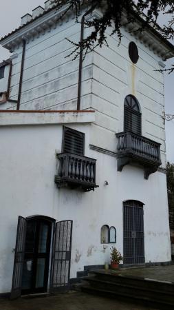 La Torretta Bianca: La Torre dalla terrazza