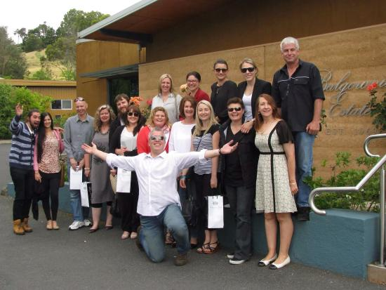 yarra valley winery tours work christmas party