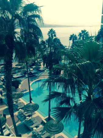 U Suites Eilat: נוף מהחדר