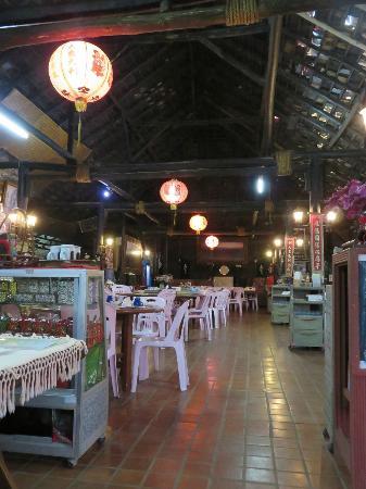 Khum Nai Phol: Salle à  manger
