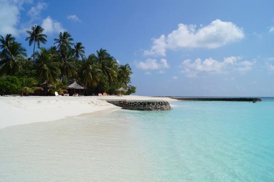 Dhiggiri: Spiaggia