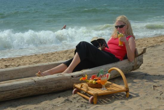 Uday Samudra Leisure Beach Hotel & Spa Photo