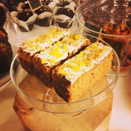 Coffee and Go: Carrot cake