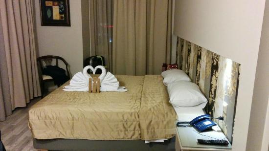 Park Hotel Larisa: Room 507