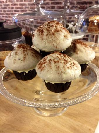 Coffee and Go: Muffin Cappuccino