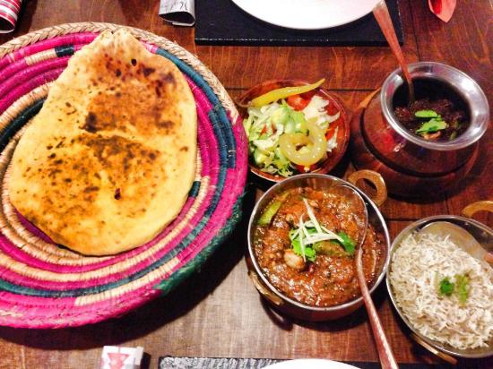Monsoon Kitchen: Amazing dinner ..