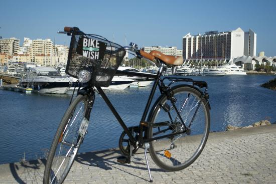 Bike A Wish Golf Tricycle Only Vilamoura Picture Of Bike A